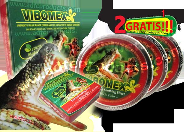 vibomex 3 x 1